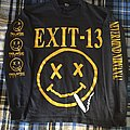 Exit-13 - TShirt or Longsleeve - EXIT-13 Nevermind Nirvana! Longsleeve