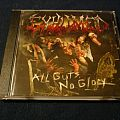 Exhumed - Tape / Vinyl / CD / Recording etc - Exhumed - All Guts No Glory CD