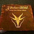 Other Collectable - 3 Inches of Blood Long Live Heavy Metal Digipack CD
