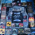 DeathMetalCraze Kutte & CD Collection.