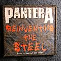 Pantera - Patch - Pantera Reinventing The Steel Patch