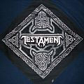 Testament - Other Collectable - Testament Bandana
