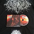 Other Collectable - Naglfar - Logo Shirt + Teras Limited Edition Digipack and Patch