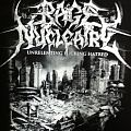 TShirt or Longsleeve - Rage Nucléaire - Unreleting Fucking Hatred Shirt