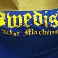 TShirt or Longsleeve - Sabaton - Swedish Warmachine Shirt