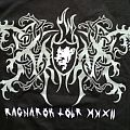 TShirt or Longsleeve - Kroda - Ragnarok MMXII Tour Shirt