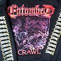 Entombed- Crawl vintage LS TShirt or Longsleeve