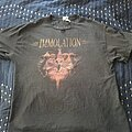 Immolation - TShirt or Longsleeve - Immolation - Shadows Over Europe tour