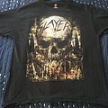 Slayer - TShirt or Longsleeve - Slayer - The Final Campaign tour 2019