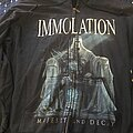 Immolation - Hooded Top - Immolation - Majesty and Decay