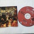 Necrophagia - Tape / Vinyl / CD / Recording etc - Necrophagia - Harvest Ritual Volume I signed