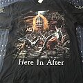 Immolation - TShirt or Longsleeve - Immolation - Here in After