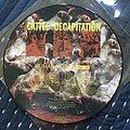 Cattle Decapitation - Tape / Vinyl / CD / Recording etc - Cattle Decapitation - Human Jerky signed vinyl