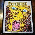 Pestilence - Patch - pestilence original vintage patch