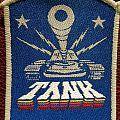 Tank - Patch - Tank original woven patch