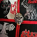 iron maiden book of souls official die-cast pin Pin / Badge