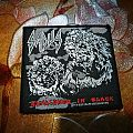 Sadus official vintage patch