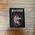 Sortilege - Patch - Sortilege original woven patch
