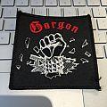 Gorgon original embroidered patch