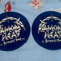 Diamond Head - Patch - Diamond Head Borrowed Tour vintage patches