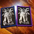 Witchfynde - Patch - witchfynde vintage woven patch