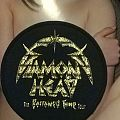 Diamond Head vintage patch, not used