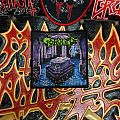 Gorguts Considered Dead woven+embroidered patch