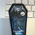 Morbid - Patch - Morbid semi-bootleg woven patch