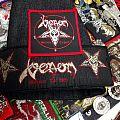 Vintage Venom patch for trade