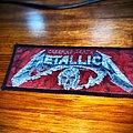 Metallica - Patch - Metallica Creeping Death original mini stripe