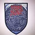 Woven Morbid Angel Patch