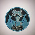 "Woven Ghost ""Opus Eponymous"" patch"