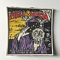 Vintage Helloween - Keeper Of The Seven Keys Rubber Patch