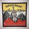 "Woven Holocaust ""Heavy Metal Mania"" patch"