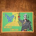 "Toxik ""World Circus"" patch"