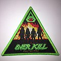 Woven Overkill - Feel the fire patch