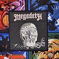 Megadeth - Killing Is My Business... And Business Is Good Woven VTG Patch