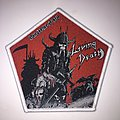 Living Death - Vengeance Of Hell Woven Patch