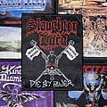 Slaughter Lord - Patch - Slaughter Lord - Die By Power Woven Patch