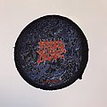 Morbid Angel - Patch - Morbid Angel - Alters Of Madness VTG Woven Patch