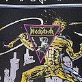 Blackslash - Patch - Blackslash - Sinister Lightning Woven Patch