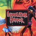 Demolition Hammer - Patch - demo hammer for thrash306