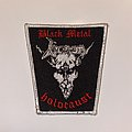 Venom - Patch - Venom - Black Metal Holocaust Embroidered Patch