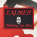 Exumer - Waking The Fire Embroidered Patch