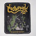 Nocturnal - Patch - Nocturnal - Arrival Of The Carnivore Woven Patch