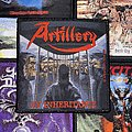 Artillery - Patch - Artillery - By Inheritance Official Woven Patch (Black Glitter Border)