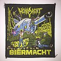 Wehrmacht - Patch - Wehrmacht - Biermacht Vintage Woven Patch