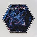 Crimson Glory - Patch - Crimson Glory - Transcendence Woven Patch