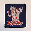 Exodus - Patch - Exodus - Bonded By Blood VTG Woven Patch
