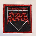 Strike Master - Patch - Strike Master - The Anti-Poser Patrol Embroidered Patch